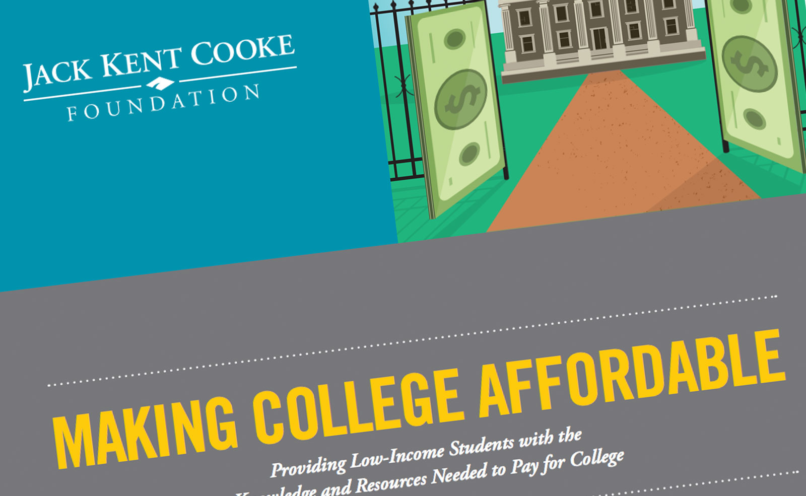 Making College Affordable Report